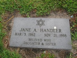 Jane A Handler