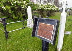 Lavina Chapel Cemetery