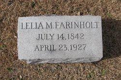 Lelia May <i>Farinholt</i> Farinholt