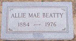 Allie Mae <i>Bowen</i> Beatty