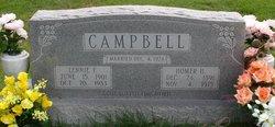 Homer Hugh Campbell
