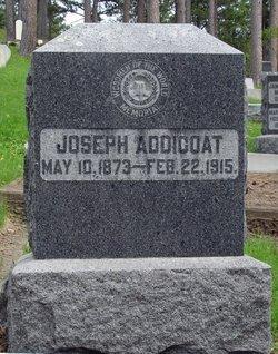 Joseph Addicoat