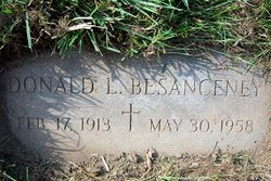 Donald Louis Besanceney