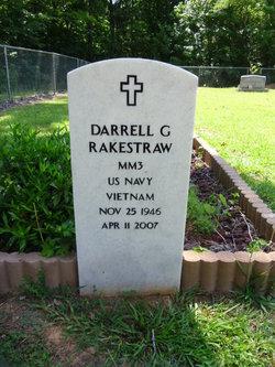 Darrell G Rakestraw