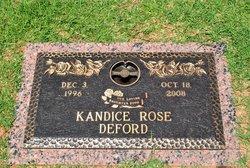 Kandice Rose DeFord