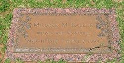Mildred May <i>Fulfer</i> Ballue