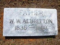 Washington Wiggins Albritton