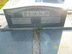 Barney Wesley Bland