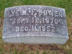 Lyell S Bowen