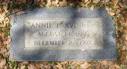 Annie Louise <i>Foster</i> Avinger
