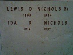 Lewis David Nichols, Sr