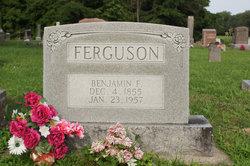 Benjamin F Ferguson