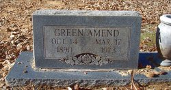 Nathaniel Green Amend, Sr