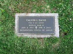 Calvin Lee Davis
