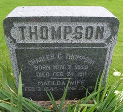 Matilda <i>Messenger</i> Thompson