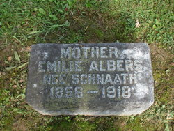 Mary Emille <i>Schnaath</i> Albers
