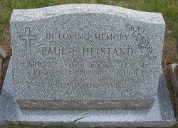 Paul Edward Heistand