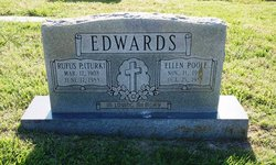 Rufus P Edwards