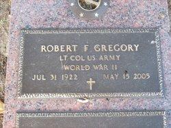 Robert Franklin Gregory