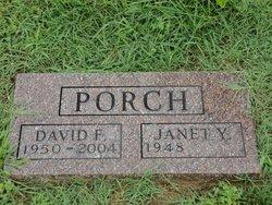 David F Porch