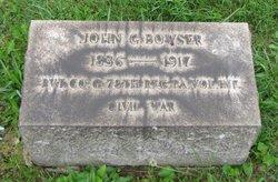 John G Bowser