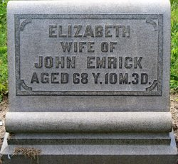 Elizabeth <i>Firestone</i> Emerick