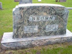 Alma L <i>Moran</i> Brown
