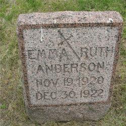 Emma Ruth Anderson