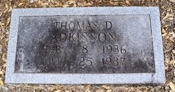 Thomas D Adkisson