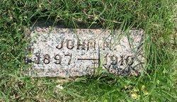 John N Greenman