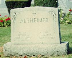 Arthur A Alsheimer