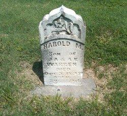 Harold M Warren