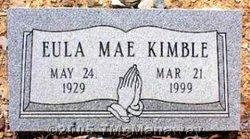 Eula Mae <i>Shankle</i> Kimble