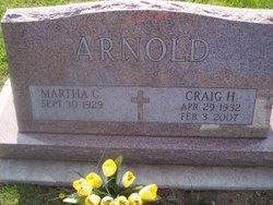 Martha C Arnold