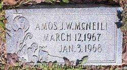 Amos J. W. McNeill