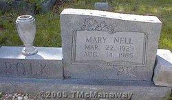 Mary Nell Polk