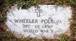 Wheeler Polk, Jr