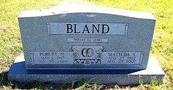 Robert Newton Bland