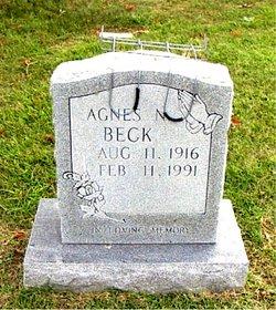 Agnes A. <i>Nixon</i> Beck