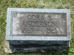 Cora Belle <i>Archibald</i> Anderson