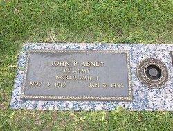 John P Abney