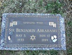 Sir Benjamin Abrahams