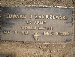 Edward J. Zakrzewski