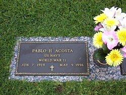 Pablo H Acosta