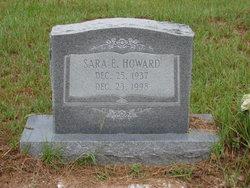 Sara E Howard