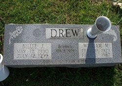 Billie J Drew