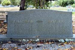 William Ethel Billie <i>Gaither</i> Hogan