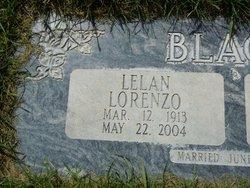 Lelan Lorenzo Black