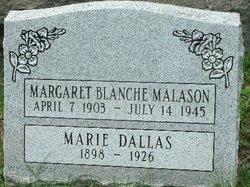 Marie Dallas