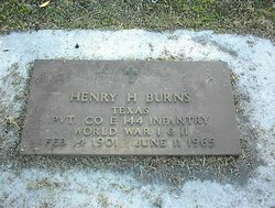Henry Hall Burns